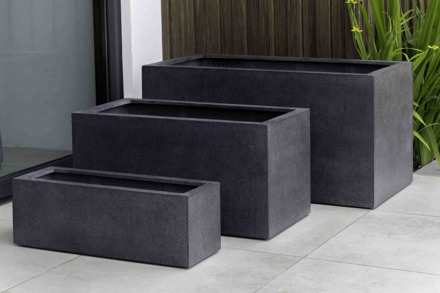 Rectangle Planters - BLOOMTIME
